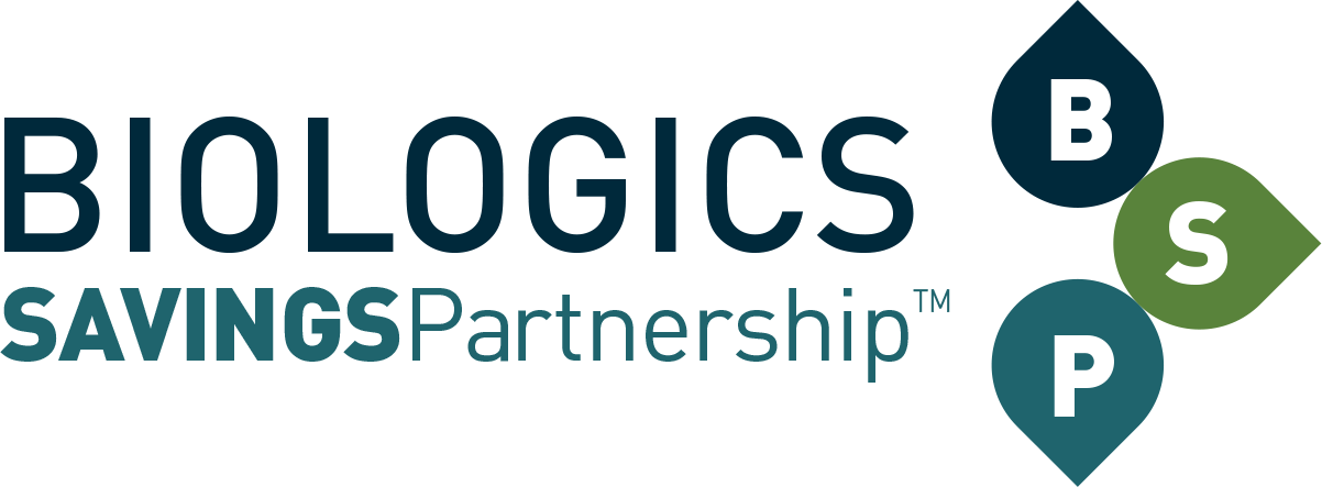 BIOLOGICS SAVINGS PARTNERSHIP™
